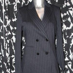 H & M Pin Striped Jacket
